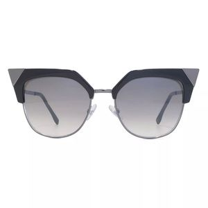 Fendi iridia Cateye sunglasses new
